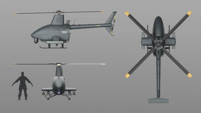UAV Ortho CC