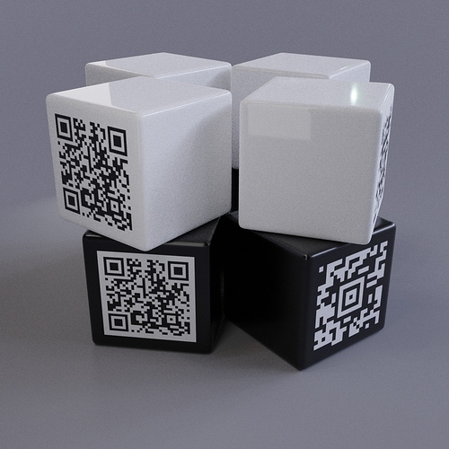 Local Barcode for Blender - Released Scripts and Themes - Blender