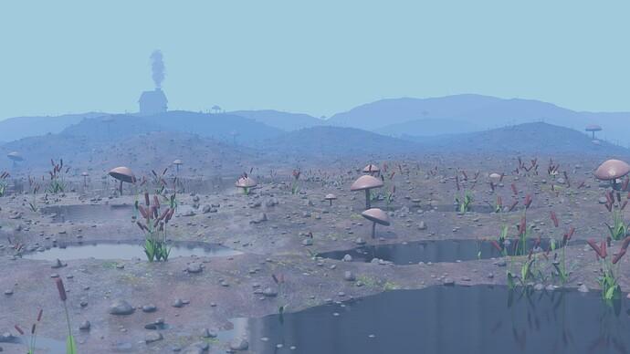 Misty Swamp 1