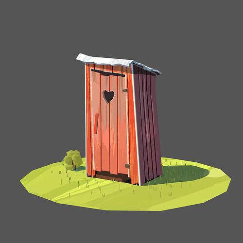 21.04.30 Outdoor wc