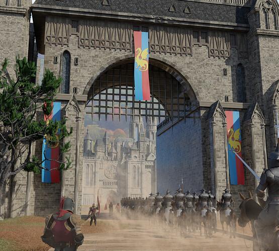 Promised land Citadel