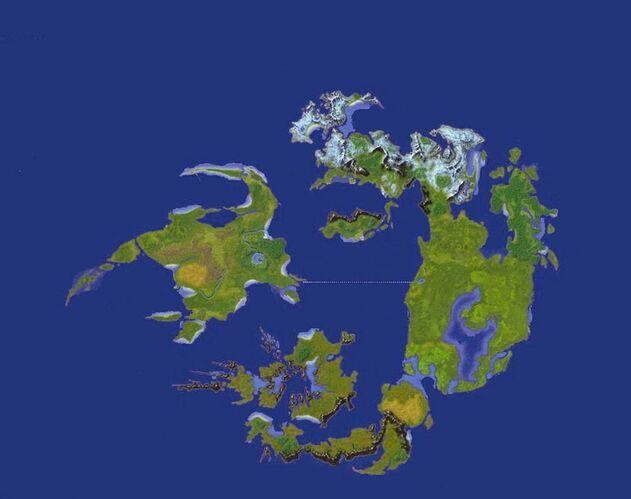 FFVIIImap