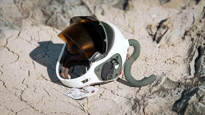 Gurney Helmet