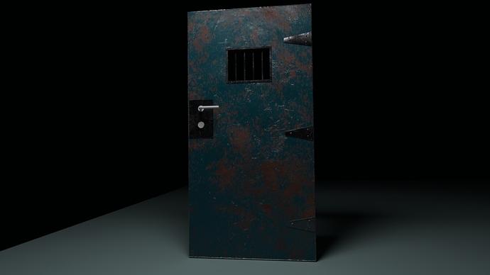 Cell Door 2
