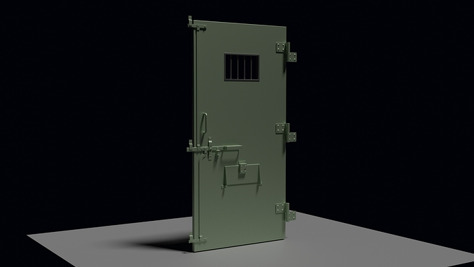 Isolation Cell 4