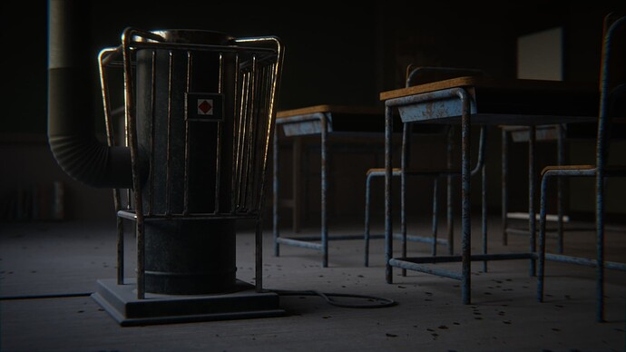 classroom 43