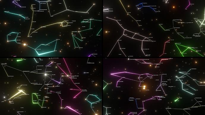 StarConstellations