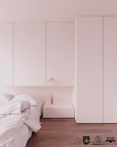 CGI I Bedroom