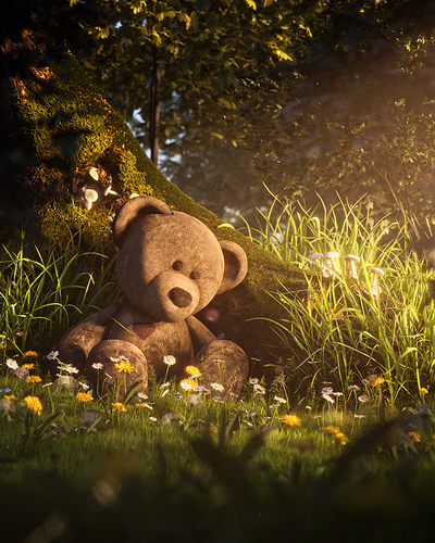 teddyfull