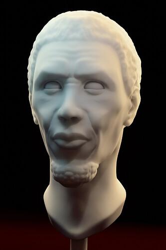 Mansa Musa 5hoursculpt