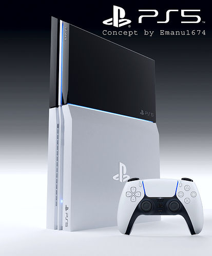 PS5 Concept 5
