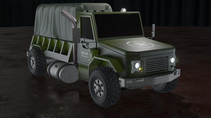 Army Truck2