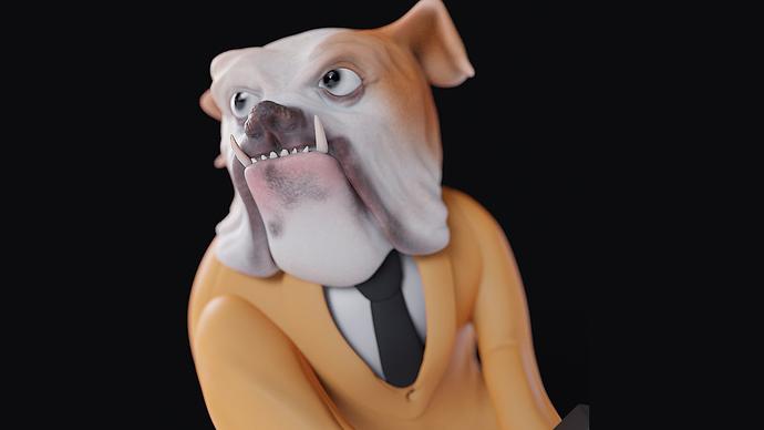 Detective dog 5