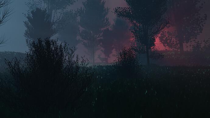 scene with deer1