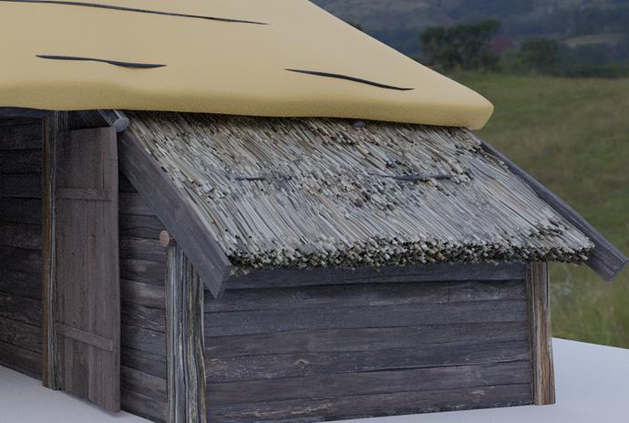 thatch test render