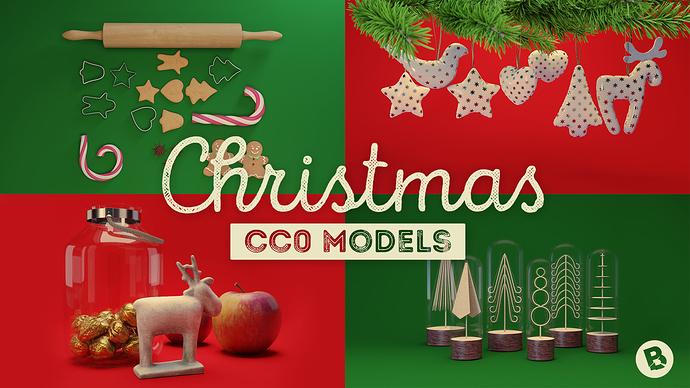 christmas-CC0-models