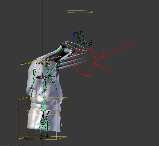 Problem neck 1
