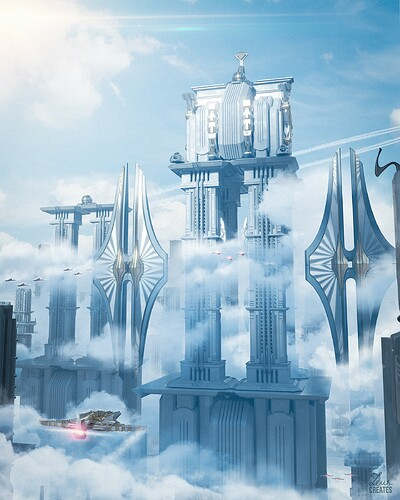 Cloud city scaled