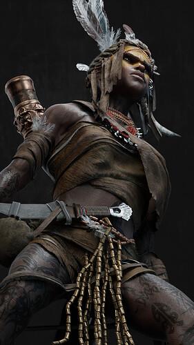 Huntress 5