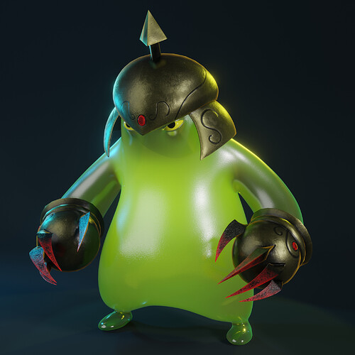 Green Slime1