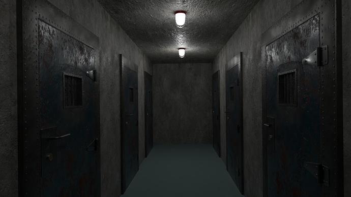 Cell Door 11