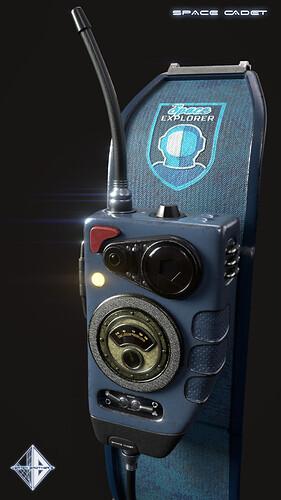 Space Cadet Blue Intercom_R00