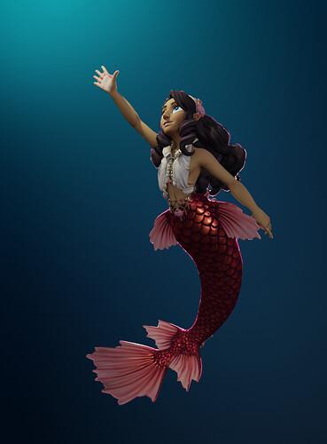 Mermaid render