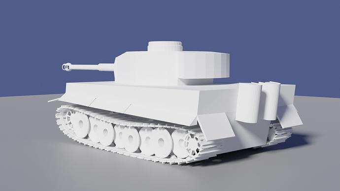 Tiger 1(#3 back)