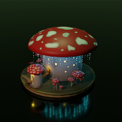 Mushrooms_render_005