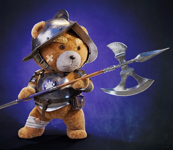 teddyhalberdierbear01-final