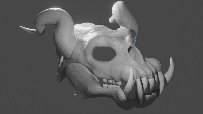 SkullMesh2