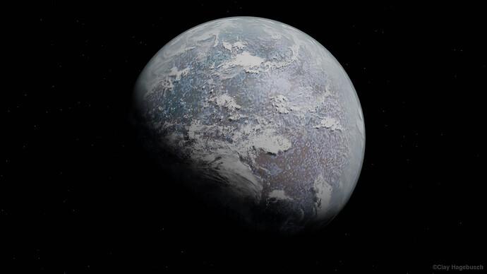Toreon Ice Moon
