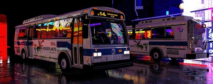 Bus-Turn