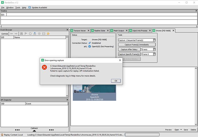 Error capture1