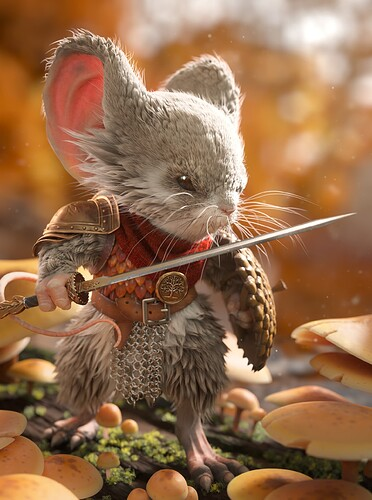 mouse-knight