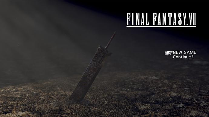 Final-Fantasy-VII-Titlescreen