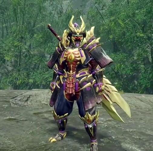 Monster-Hunter-Rise-Magnamalo-Armor-Set-Male