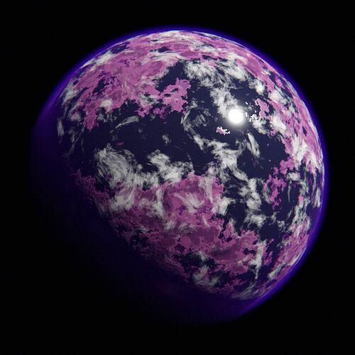 Pink Planet 2 (0;00;00;00)