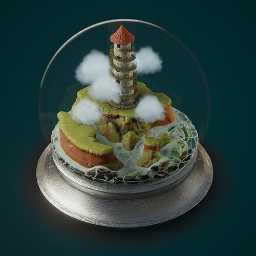 lighthouse post