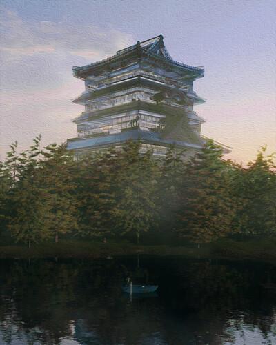 Glass Pagoda oil final