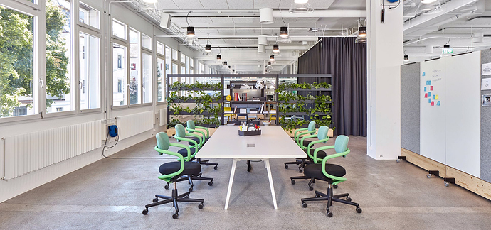 vitra offices