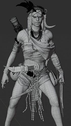 Huntress 6