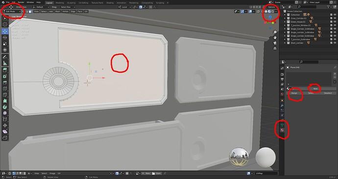 Edit ModeScreenShot