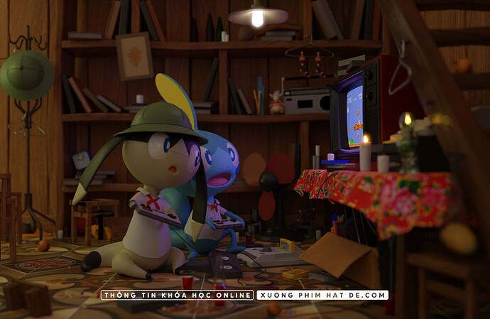 MinhThong_PokemonC_helioptile & sobble TTKHO