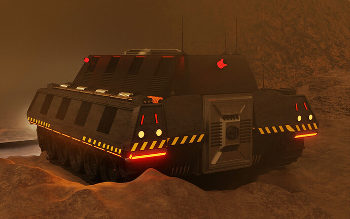 truck armor 2