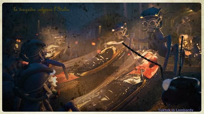 Postcard from Tuktuk_La tragedia