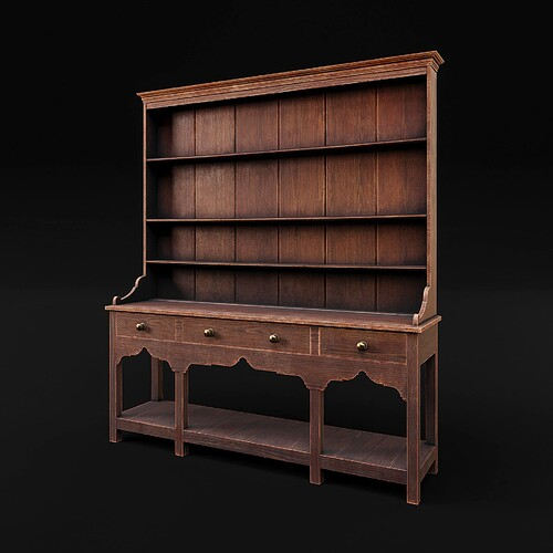 _kitchen dresser