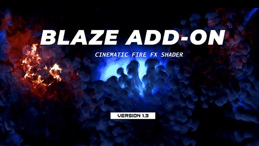 Blaze Addon version 1.3