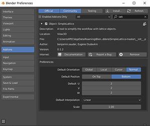 SimpleLattice_AddonPreferences_0.1.2