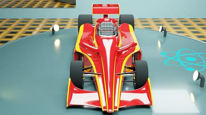 Indy Racer frnt